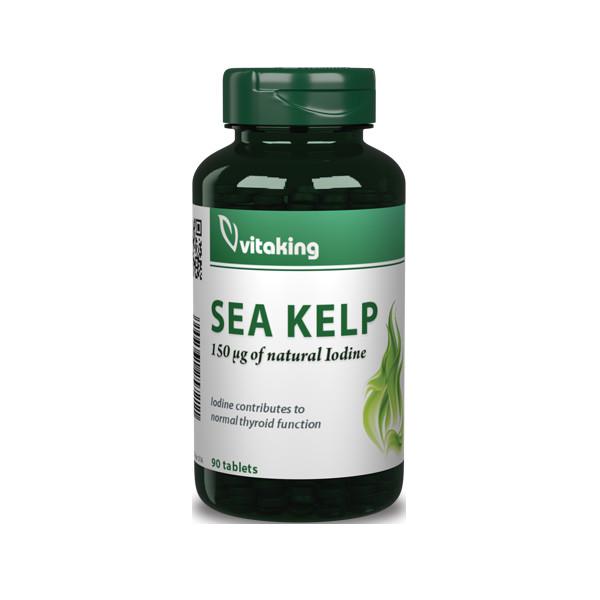 VitaKing Sea Kelp 90 tab.