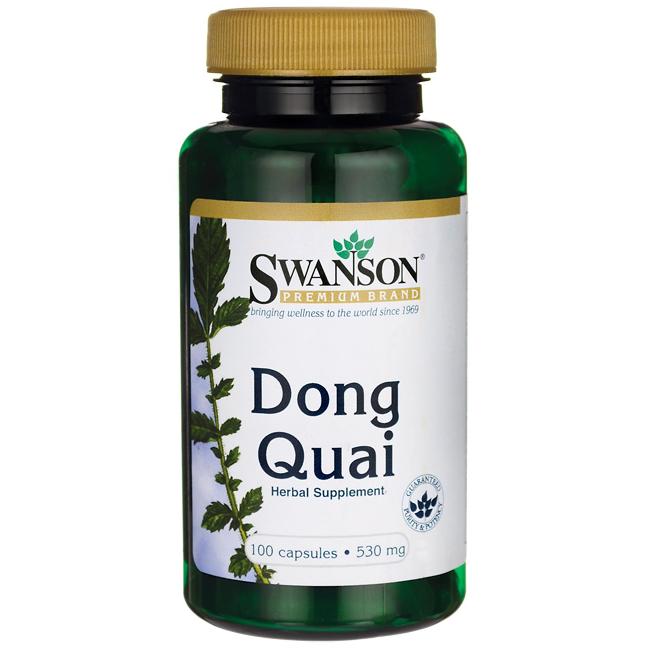 Swanson Dong Quai 100 caps.