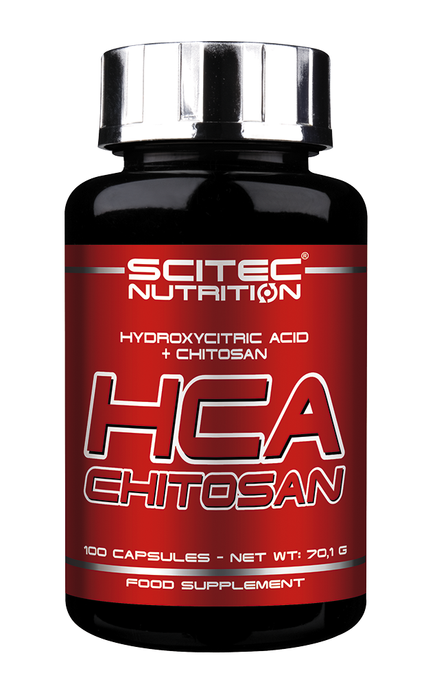 Scitec Nutrition HCA-Chitosan 100 caps.