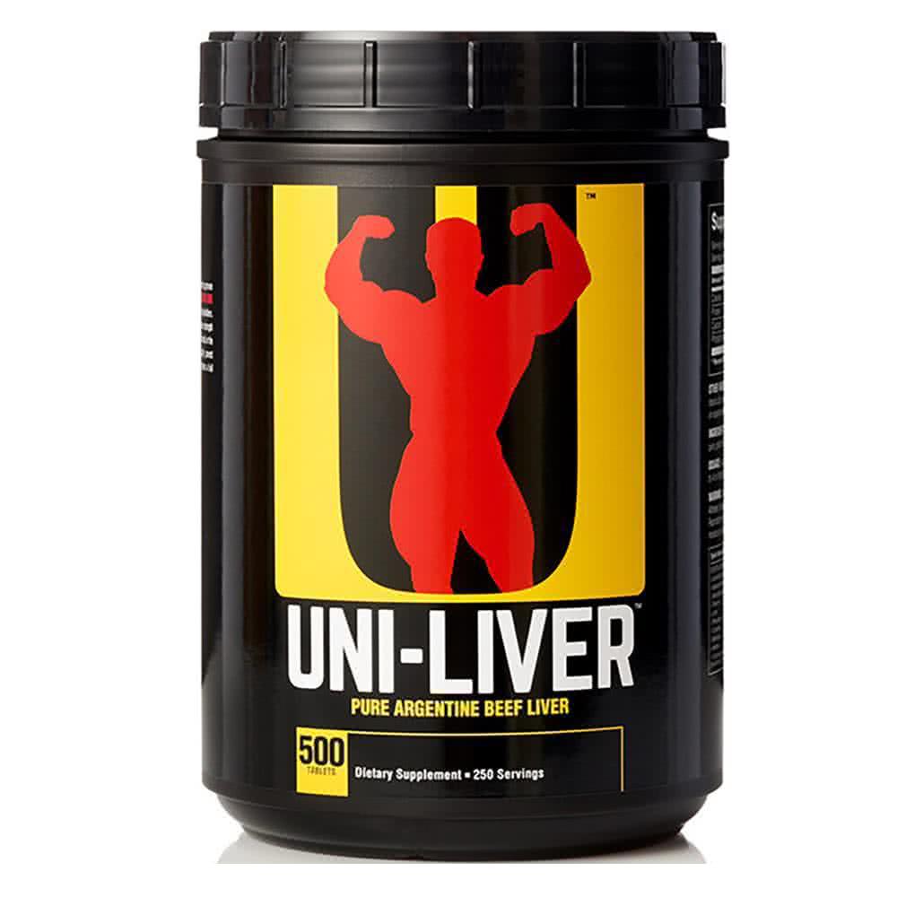 Universal Uni-Liver 500 tab.