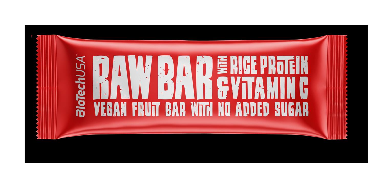 BioTech USA Raw Bar 40 gr.