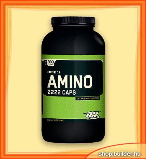 Optimum Nutrition Amino 2222 Caps 160 caps.