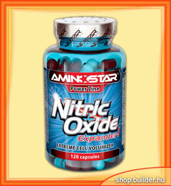 AminoStar Nitric Oxide Expander 120 caps.