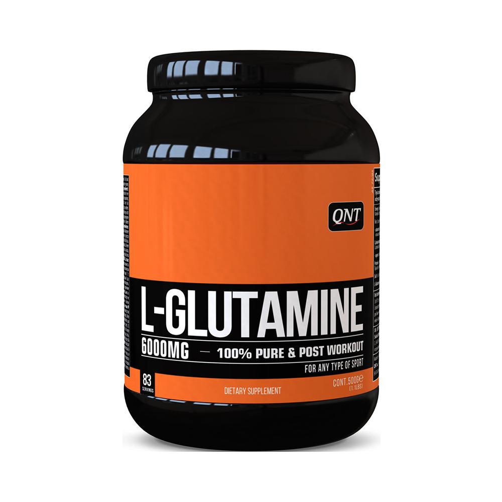QNT L-Glutamine 500 gr.