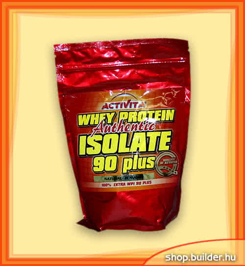 ActivLab Whey Protein Isolate 90 Plus 0,75 kg