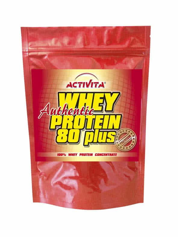 ActivLab Whey Protein 80 Plus Authentic 0,75 kg