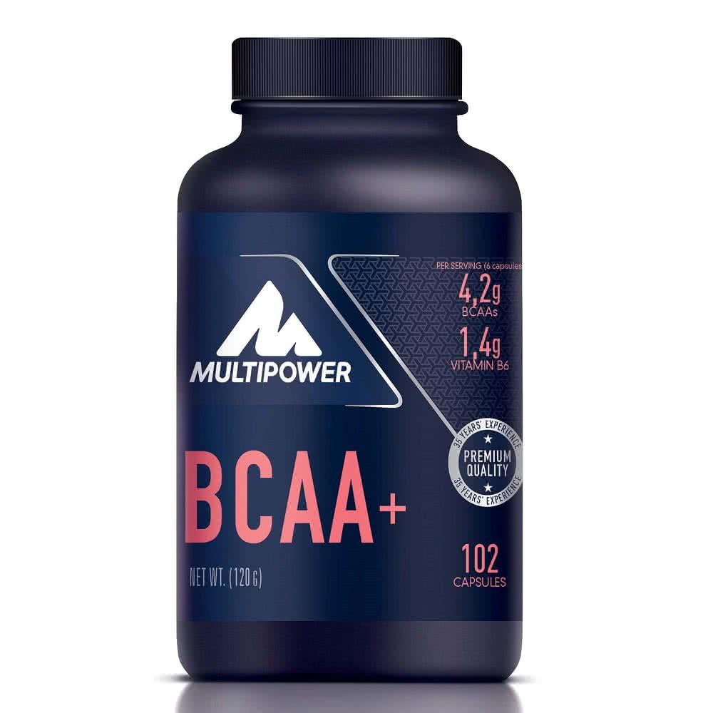 Multipower BCAA 102 caps.