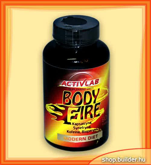 ActivLab Body Fire 90 caps.