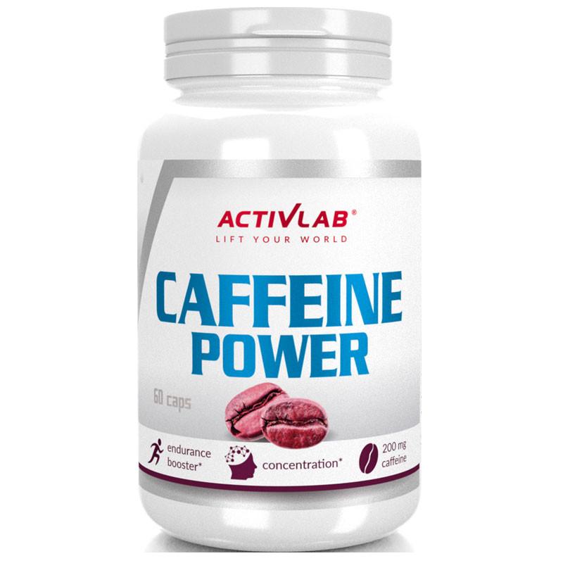 ActivLab Caffeine Power 60 caps.