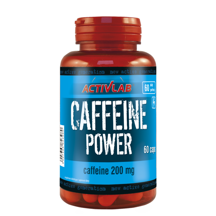 ActivLab Caffeine Power 60 caps.
