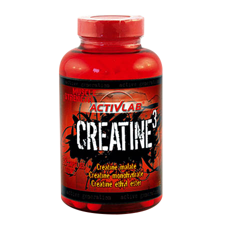 ActivLab Creatine 3 128 caps.