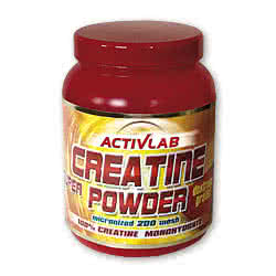 ActivLab Creatine Powder Super Plus 500 gr.