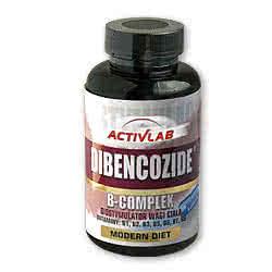 ActivLab Dibencozide B-complex 100 caps.