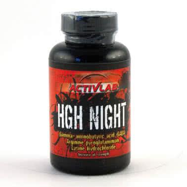 ActivLab HGH Night 60 caps.