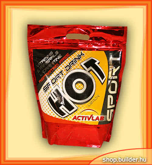 ActivLab Hot Sport Drink 3 kg
