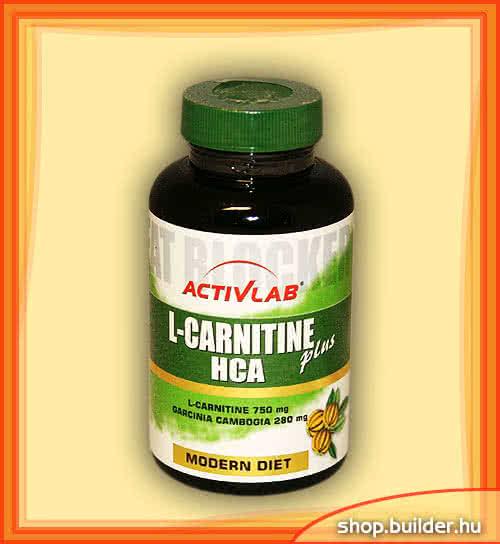 ActivLab L-Carnitine + HCA 50 caps.