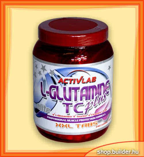 ActivLab L-Glutamine TC Plus XXL Tabs 240 tab.