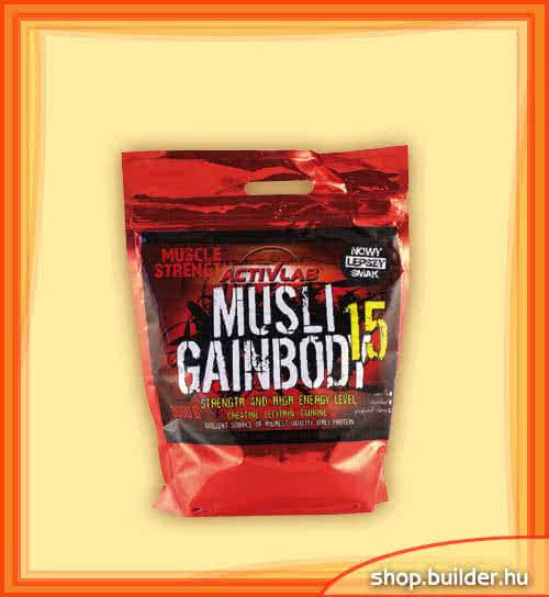 ActivLab Musli Gainbody 15 3 kg