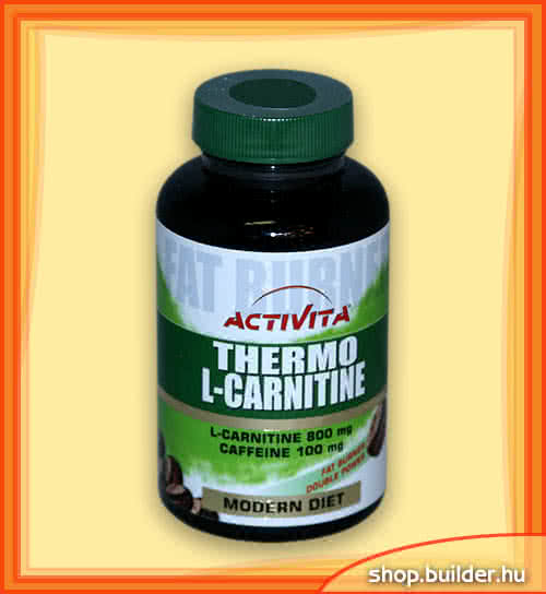ActivLab Thermo L-carnitine 45 caps.