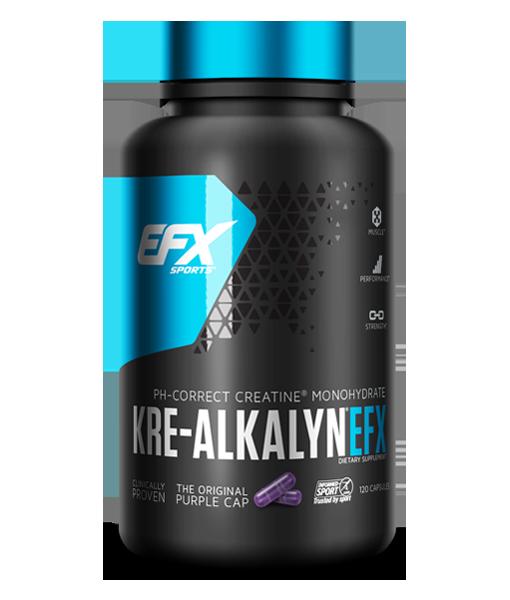 EFX Kre Alkalyn® Caps 120 caps.