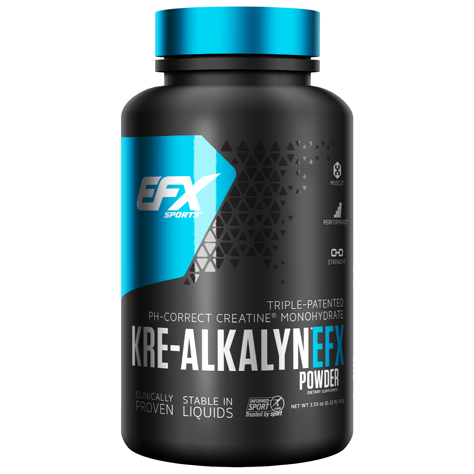 EFX Kre Alkalyn® Powder 100 gr.