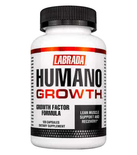 Labrada Humano Growth 120 caps.