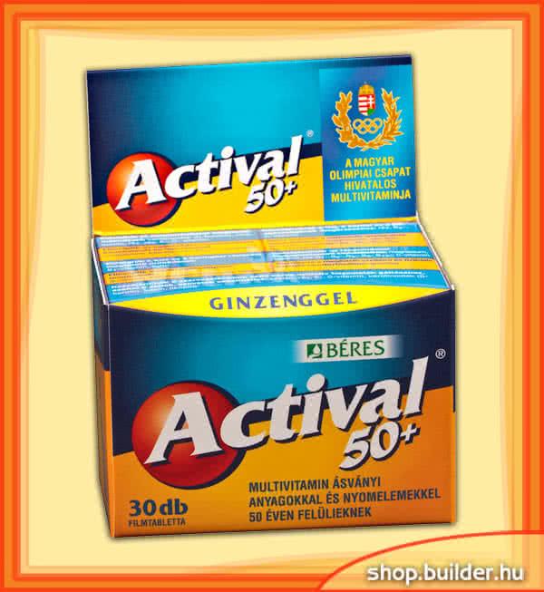 Beres Actival 50+ 30 tab.