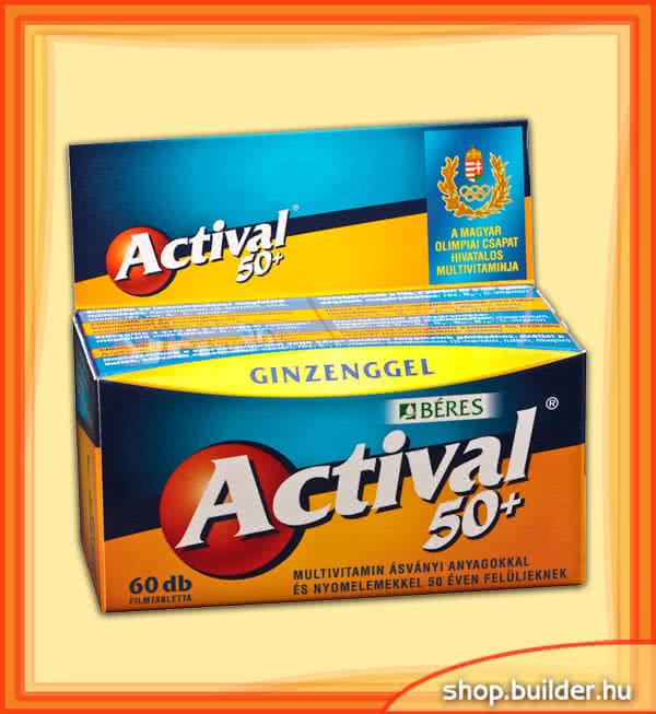 Beres Actival 50+ 60 tab.