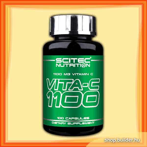Scitec Nutrition Vita-C 1100 100 caps.