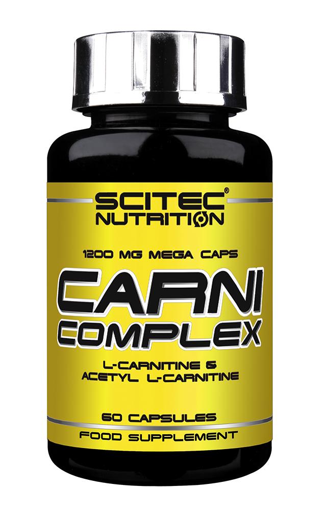 Scitec Nutrition Carni Complex 60 caps.