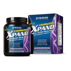 Dymatize Energized Xpand 820 gr.