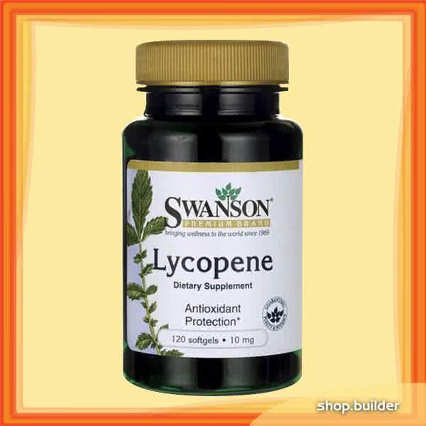 Swanson Lycopene 120 g.k.