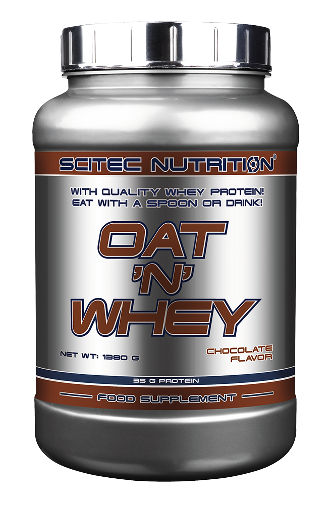 Scitec Nutrition Oat N Whey 1,38 kg