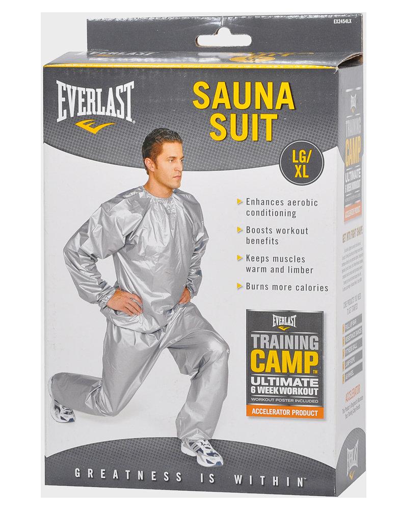 Everlast PVC Sauna Suite buc