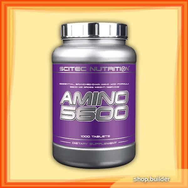 Scitec Nutrition Amino 5600 1000 tab.