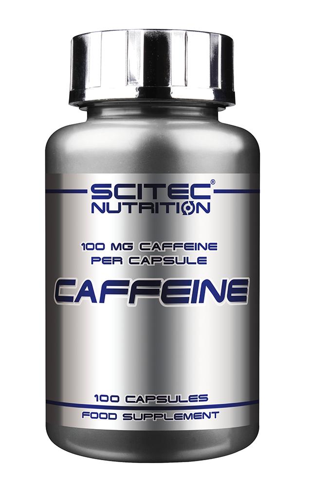 Scitec Nutrition Caffeine 100 caps.