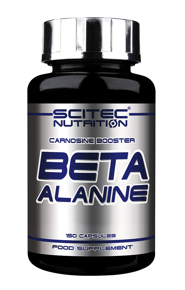 Scitec Nutrition Beta Alanine Caps 150 caps.