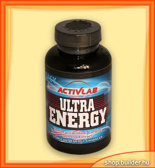 ActivLab Ultra Energy 60 caps.