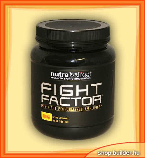 Nutrabolics Fight Factor 315 gr.