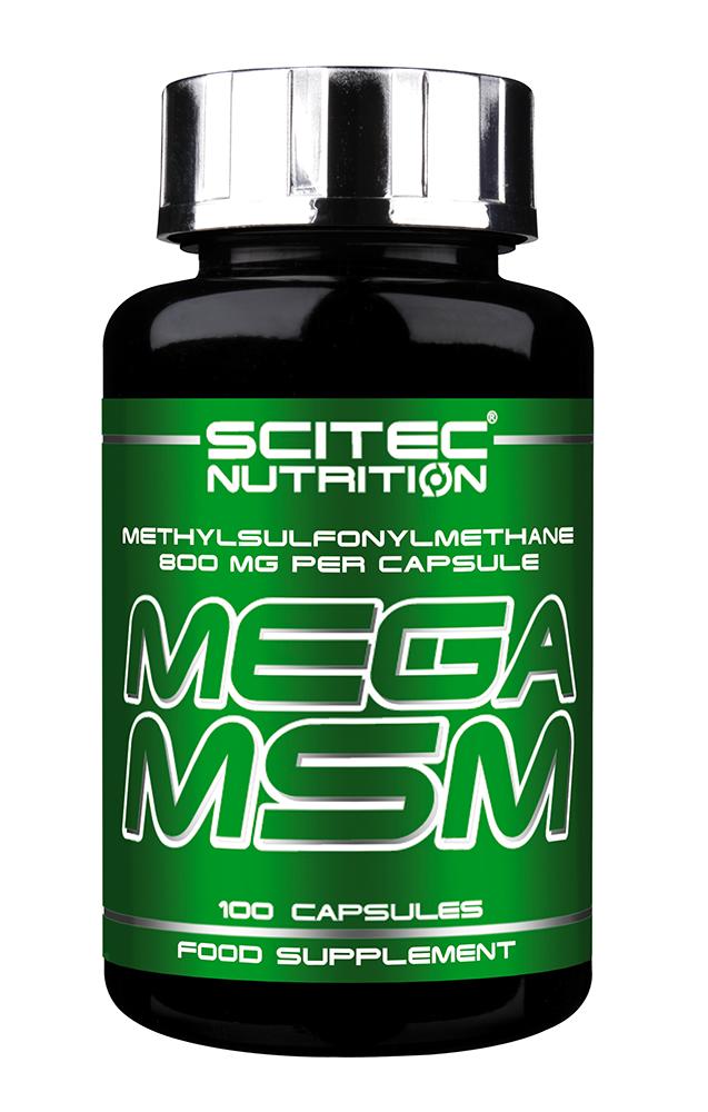 Scitec Nutrition Mega MSM 100 caps.