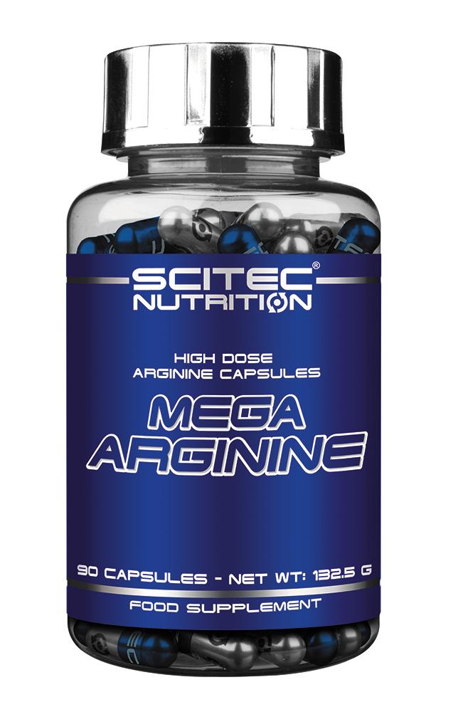 Scitec Nutrition Mega Arginine 90 caps.