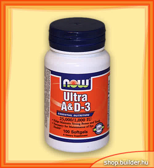 Now Foods Ultra A And D-3 100 g.k.