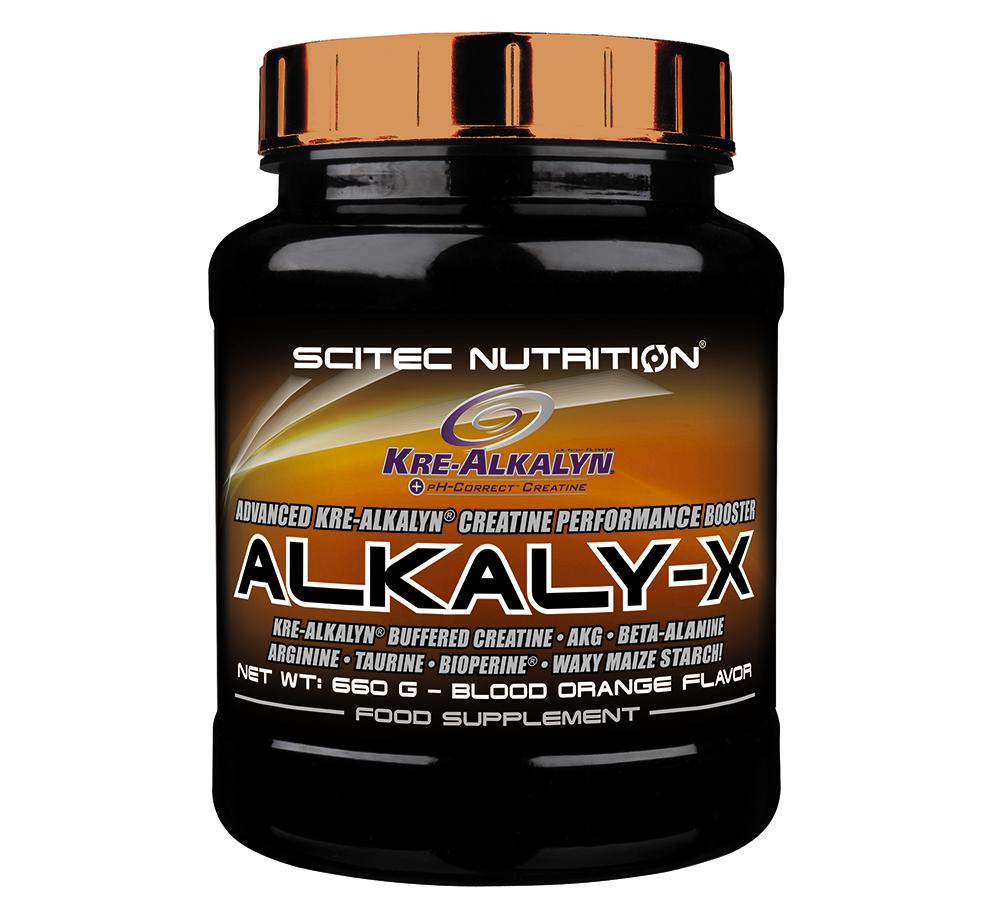 Scitec Nutrition Alkaly-X 660 gr.