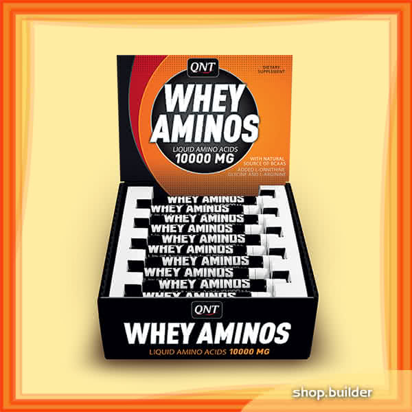 QNT Whey Aminos Liquid Ampulles 20x30ml