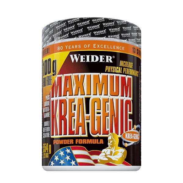Weider Nutrition Maximum Krea-Genic Powder 554 gr.