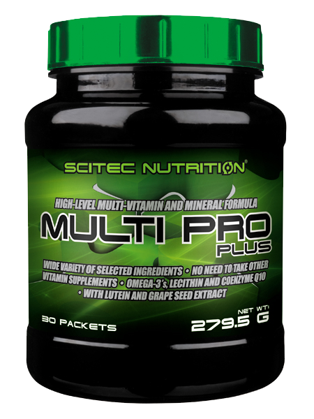 Scitec Nutrition Multi-Pro Plus 30 pac.