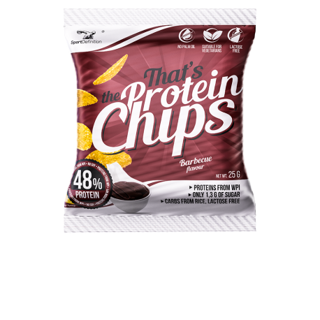 Alte suplimente nutritive Thats the Protein Chips 25 gr.