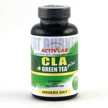 ActivLab CLA Green Tea Plus 60 caps.