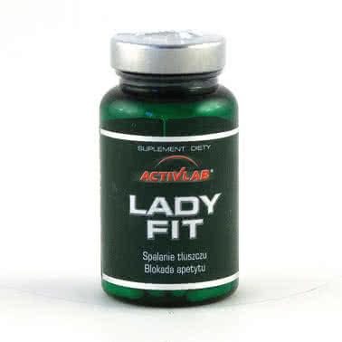 ActivLab Lady Fit 90 caps.