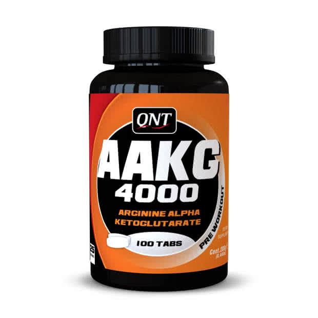 QNT AAKG 4000 100 tab.